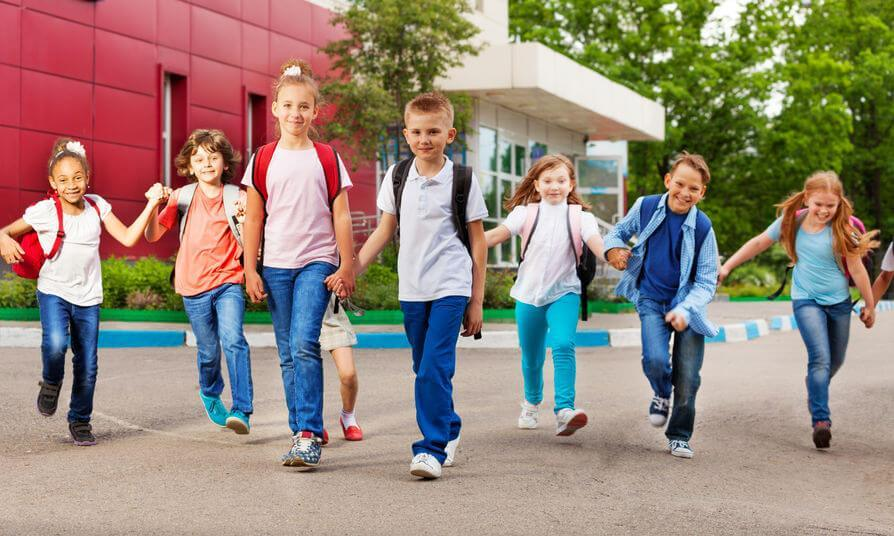 Influence of the Weight of a School Backpack on Spinal Curvature